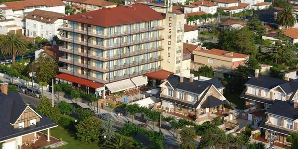 13 hoteles en laredo costa de cantabria oferta hotel for Hoteles en bilbao con piscina