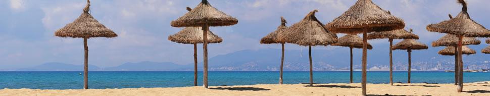 Las vacaciones más animadas, en la playa más espectacular