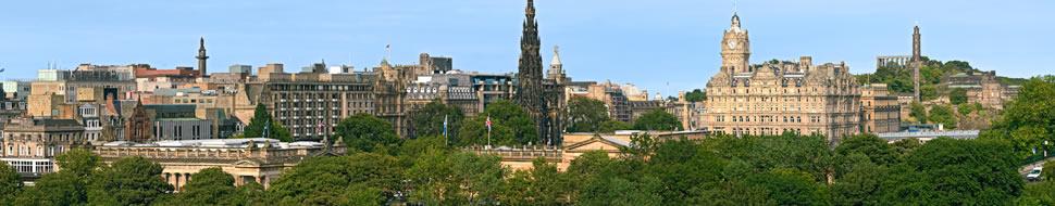 Guía Edimburgo