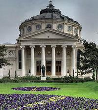 Bucarest, Bucarest, la antigua París del Este