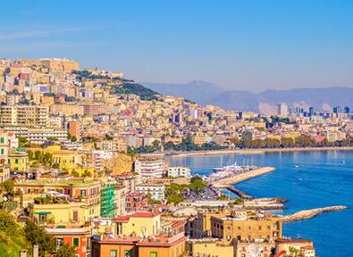 Trenes Italo Milán - Nápoles