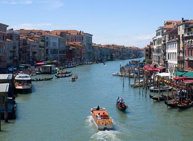 Trenes Italo Roma - Venecia