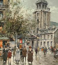 Barrio Saint Germain Des Pres