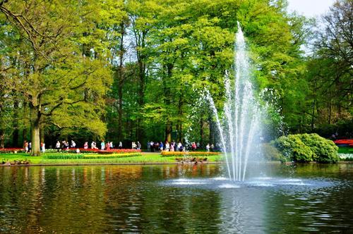 Holanda logitravel blog - Jardines de tulipanes en holanda ...