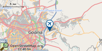 Aeropuerto de Goiania