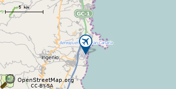 Aeropuerto de Gran Canaria
