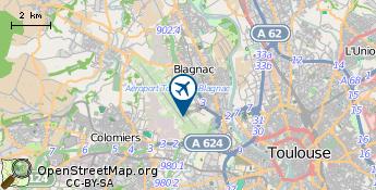 Aeropuerto de Toulouse