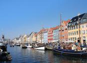 Vuelos baratos Bruselas Copenhague, BRU - CPH