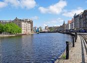 Vuelos baratos Santander Edimburgo, SDR - EDI