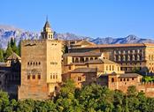 Vuelos baratos Barcelona Granada, BCN - GRX