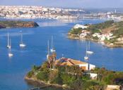 Vuelos baratos Barcelona Menorca, BCN - MAH