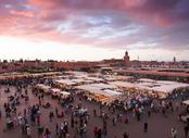 Vuelos baratos Santander Marrakech, SDR - RAK
