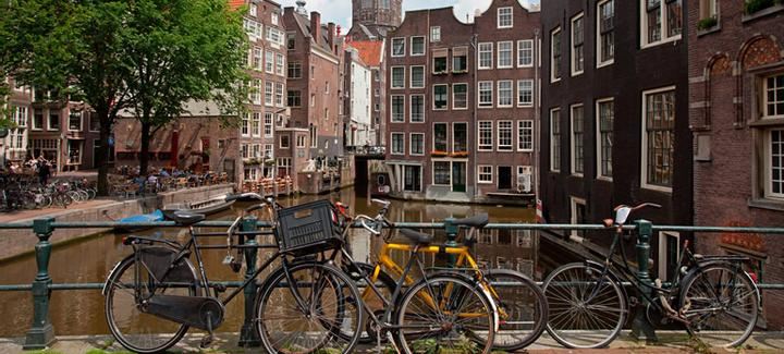 Mejor precio a Ámsterdam