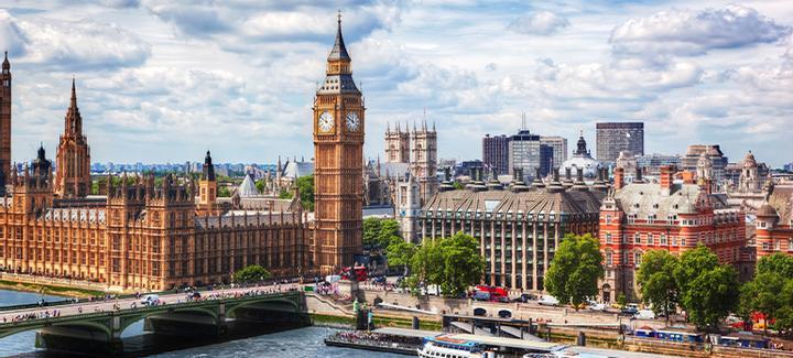 Mejor precio de París a Londres