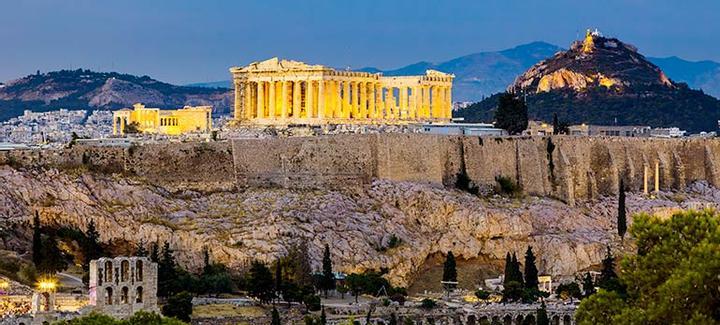 Mejor precio a Atenas