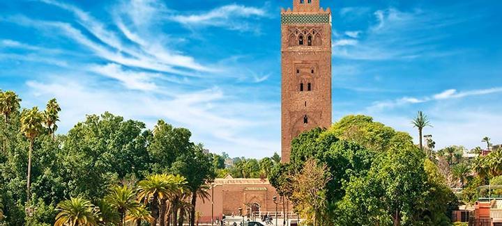 Mejor precio de Valencia a Marrakech