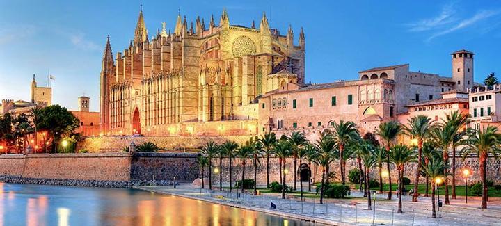 Mejor precio de Málaga a Mallorca