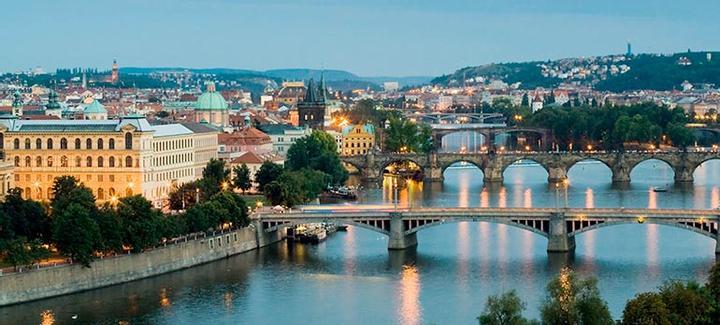 Mejor precio de Bilbao a Praga