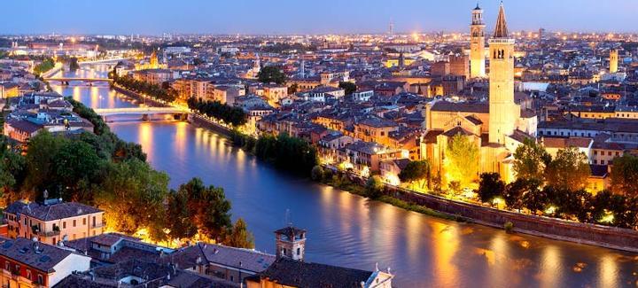 Vuelos baratos de Bilbao a Verona
