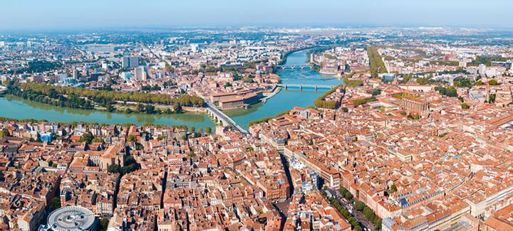 Mejor precio de Sevilla a Toulouse