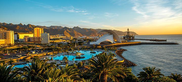 Mejor precio de Madrid a Tenerife