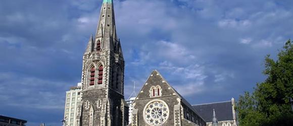 Hoteles en Christchurch