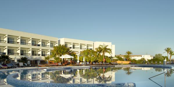 Hoteles 5 estrellas playa den bossa logitravel - Hoteles cinco estrellas ibiza ...