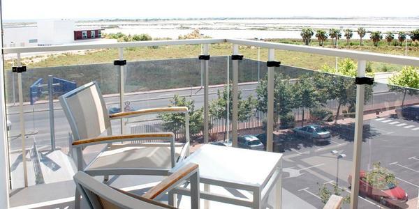 9 hoteles en pilar de la horadada oferta hotel desde 28 for Thalasia precio piscina